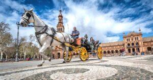 Sevilla, uno de los destinos con más garantías para viajar gracias al sello de seguridad turística