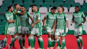 Bartra le da los 3 puntos al Betis frente al Espanyol en el debut de Alexis