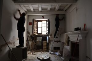 Comienzan las obras de restauración de la Casa Natal de Velázquez