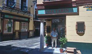 Casa Tarín, una isla gourmet en medio del confinamiento