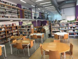 Todas las bibliotecas municipales reabren mañana con puestos de estudio con aforo limitado