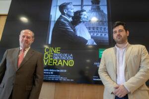 Woody Allen inaugura el cine de verano de la Diputación en agosto