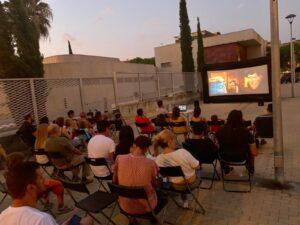 Cine de verano gratis en el distrito Este-Alcosa-Torreblanca