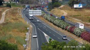 El subdelegado del Gobierno en Sevilla pide prudencia en las carreteras