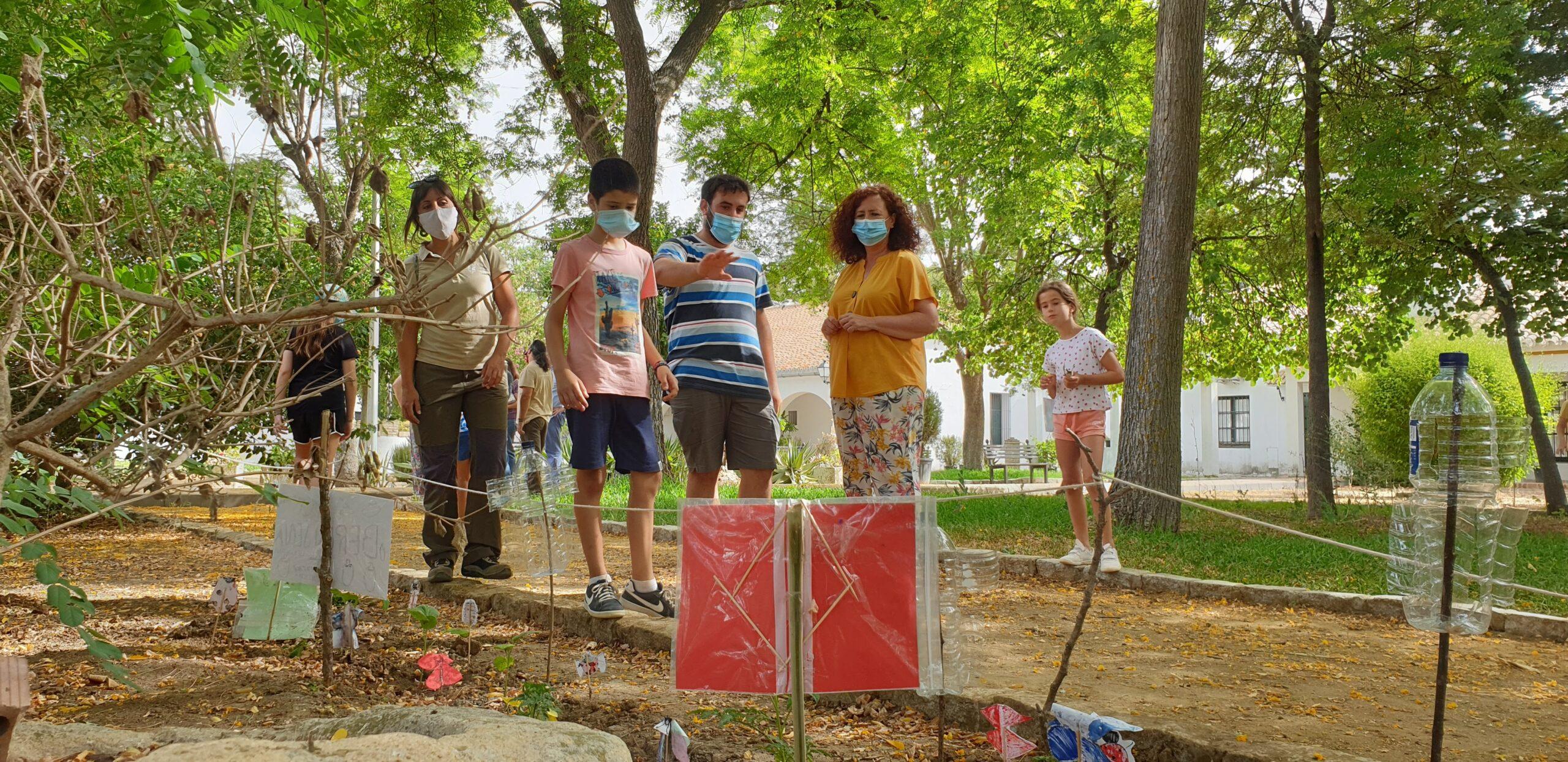El Cortijo de Cuarto, programación cultural de verano y campus de Huertos Escolares en el Distrito Bellavista-La Palmera