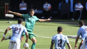 Celta-Betis, un empate que sabe a poco