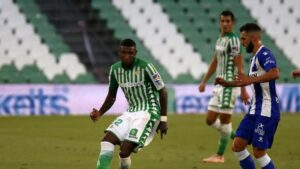El Real Betis cayó derrotado por el Deportivo Alavés