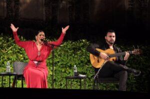 Más de 1.200 personas en los primeros conciertos de las 'Noches del Alcázar'