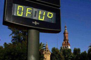 Protección Civil y Emergencias alertan por altas temperaturas