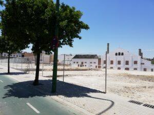 La Junta adjudica en cinco millones el suelo que tenía en la antigua Fábrica de Vidrio