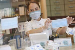"""""""Para evitar que el virus nos atropelle, nos adelantamos"""", la Junta podría decretar el uso de mascarilla obligatoria"""