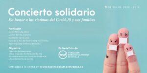 Mañana, de 9,00 a 20:00h., el Teatro de la Maestranza habilitará su logia para una recogida masiva destinada al Banco de Alimentos