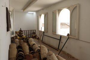 Avanza la restauración de la Casa Natal de Velázquez