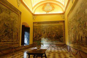 El Real Alcázar reabre su Salón de los Tapices
