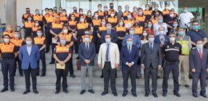 Protección Civil del Ayuntamiento de Sevilla celebra su XXX aniversario
