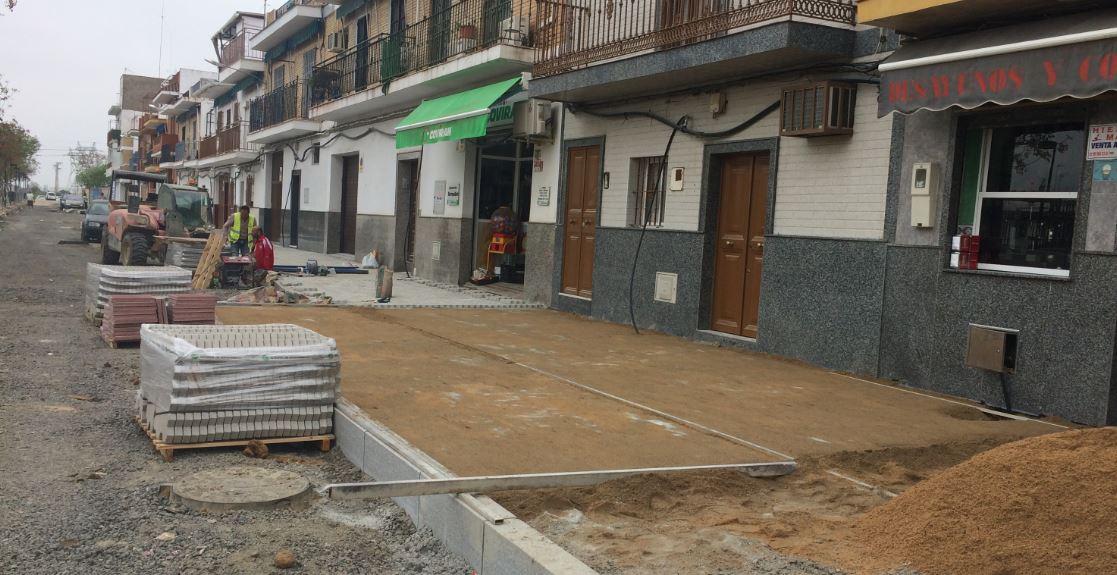 Emasesa completará las obras en Torreblanca en agosto