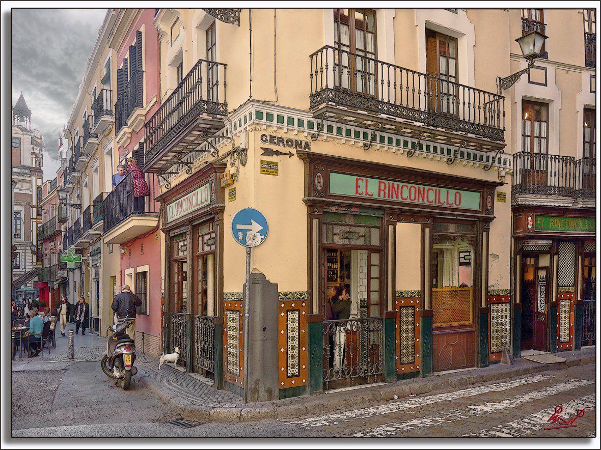 Nueva ordenanza para la protección del 'Establecimiento Emblemático de la Ciudad de Sevilla'