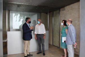 El Real Alcázar concluye las obras de su nueva taquilla en el Patio de Banderas
