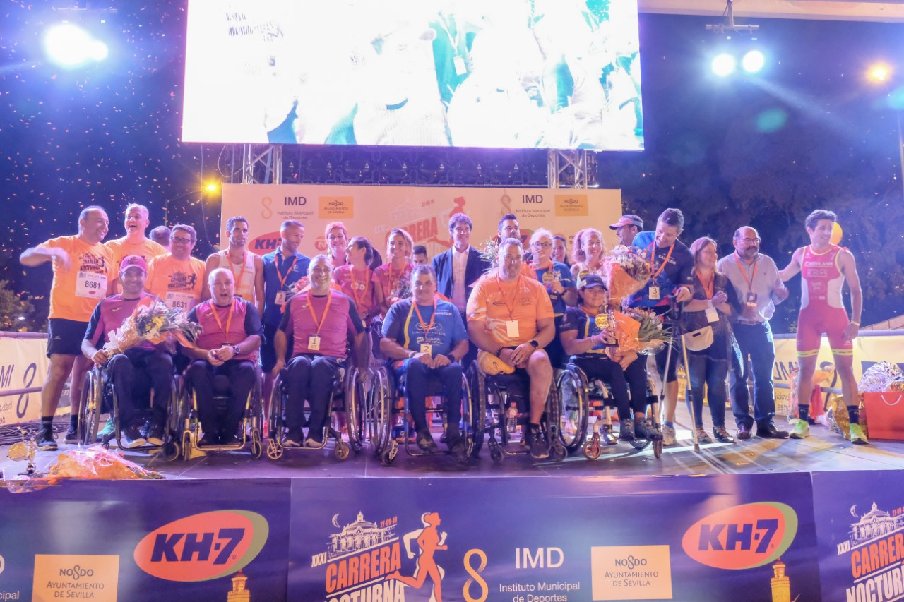 La XXXII Carrera Nocturna del Guadalquivir será virtual