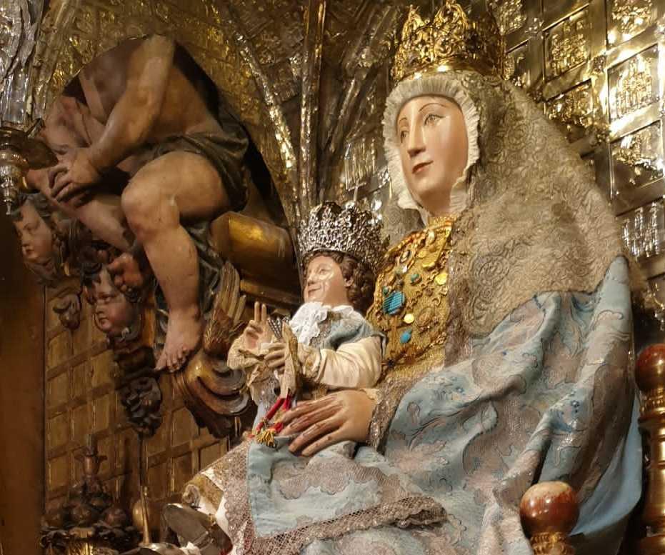 La Virgen de los Reyes renueva la devoción con un video
