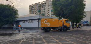 El Mercado de Las Palmeritas reabrirá el próximo lunes 31 de agosto con las máximas garantías de seguridad