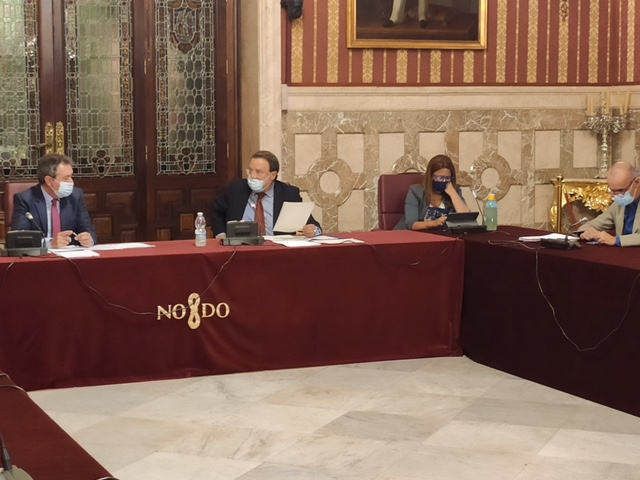 El Consorcio de la Zona Franca aprueba sus cuentas anuales y su programa de actuación plurianual