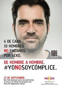 Adoratrices,Oblatas y Villa Teresita acuerdan con el Ayuntamiento la lucha contra la prostitución