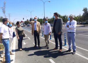 Adjudicadas las obras para el nuevo tramo del carril bici y de reordenación de la Avenida Doctor Fedriani