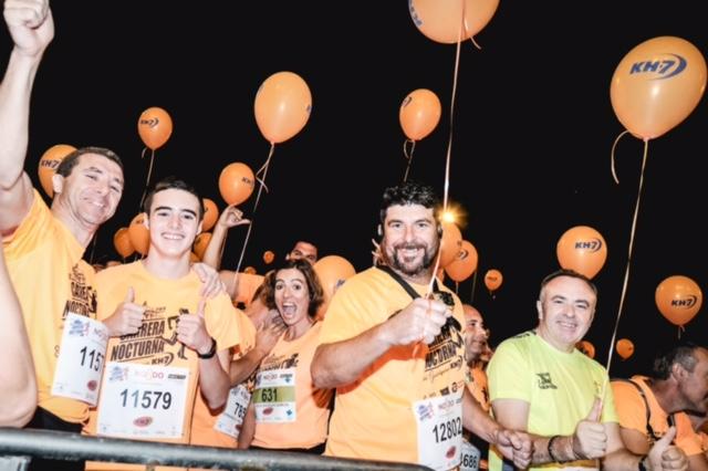 Abierta la inscripción para la XXXII Carrera Nocturna del Guadalquivir KH7 Virtual