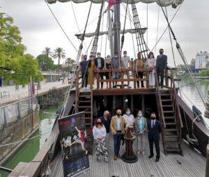 El proyecto internacional de teatro comunitario 'Mundo Magallanes-Elcano', impulsado por TNT/Atalaya, sube a escena