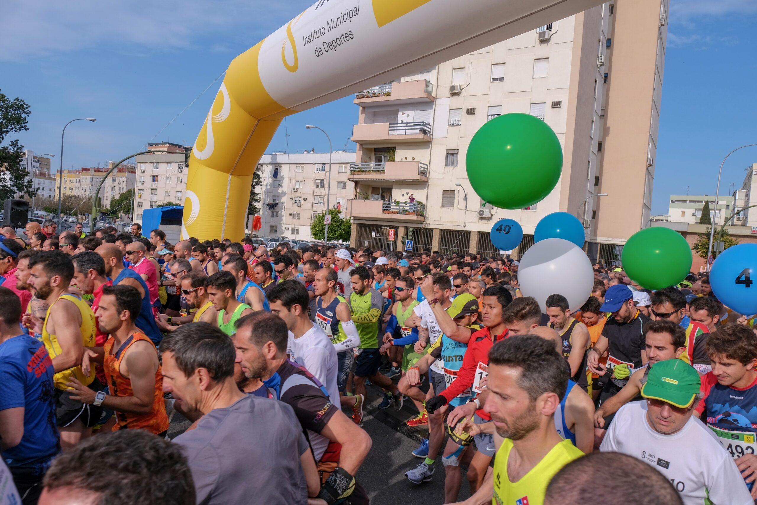Canceladas las carreras populares de #Sevilla10 y de 'Sevilla sobre ruedas' en su edición 2020