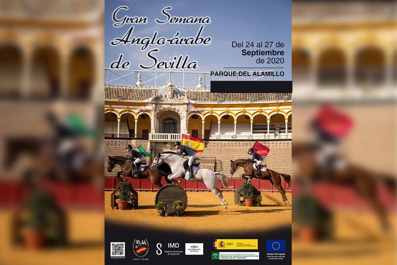 En este momento estás viendo El Parque del Alamillo acoge la X Gran Semana Anglo-árabe, con los mejores caballos y jinetes, del 24 al 27 de septiembre