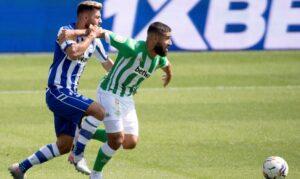 El Real Betis vuelve con fuerza