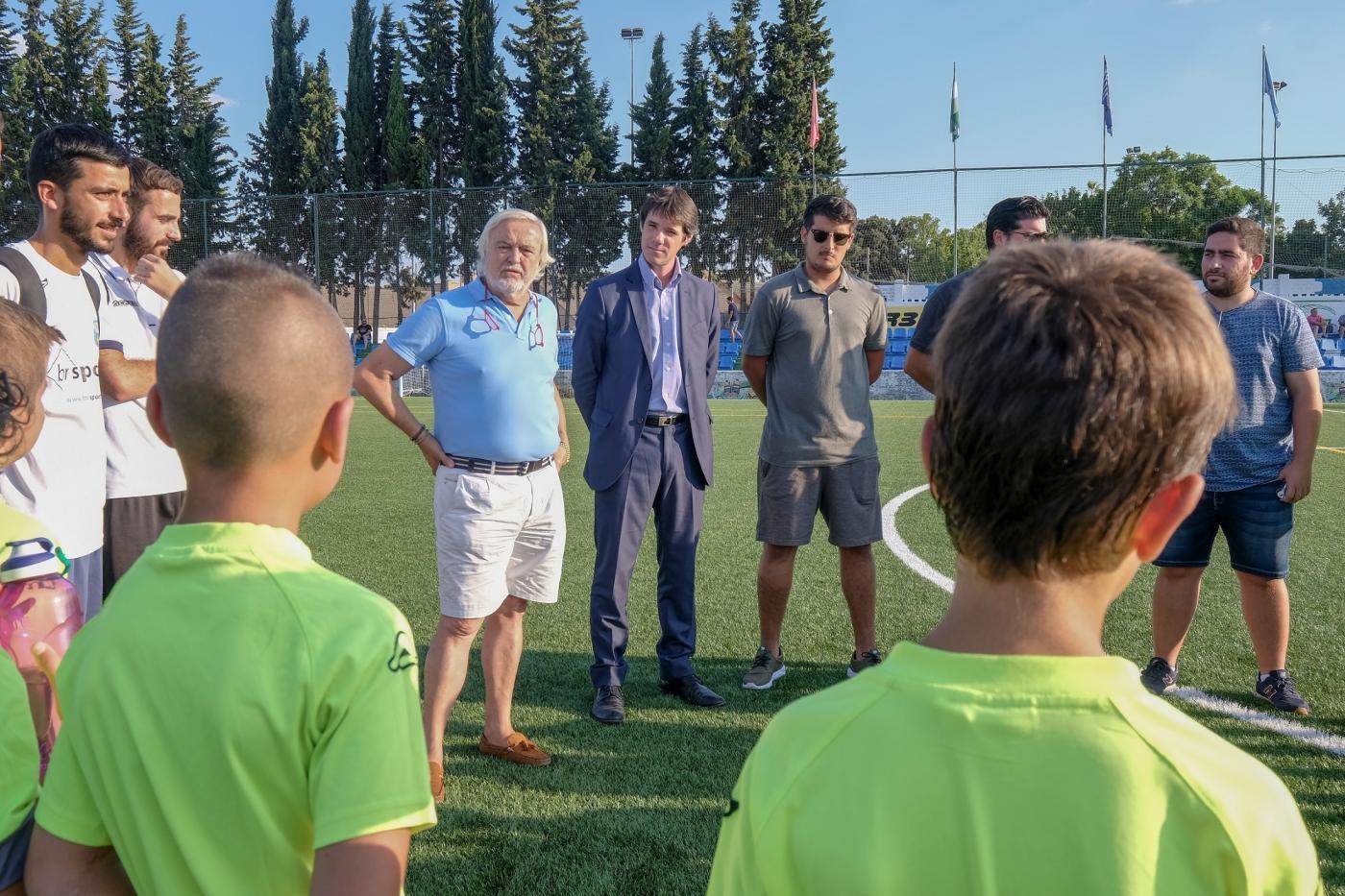 Más de 600 Escuelas Deportivas Municipales 20-21, con más de un millón de euros