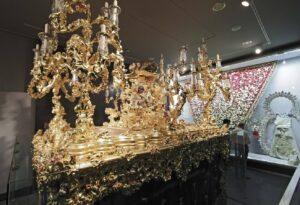 Impresionante visita virtual en 360º al museo de la Macarena