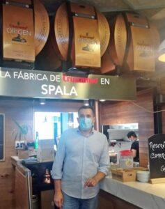 Hablamos con Cristóbal Escalona de Grupo Spala