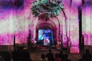 Experiencia músico-visual en Artillería con la antigua consola del órgano de la Catedral como protagonista