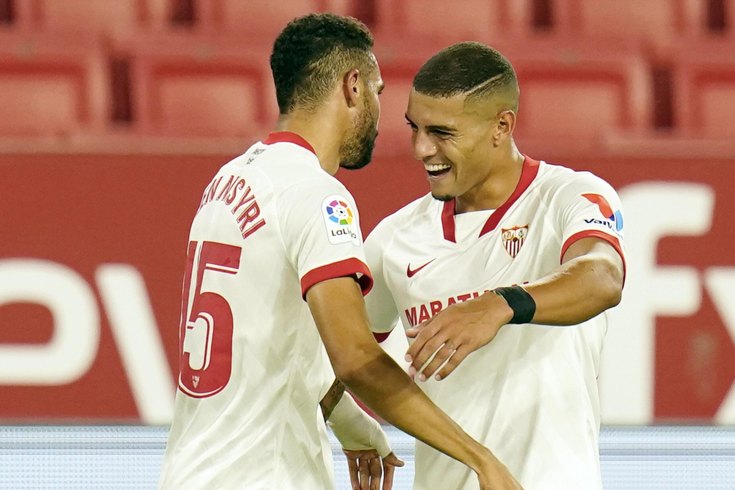 Premio a la constancia del Sevilla FC frente al Levante