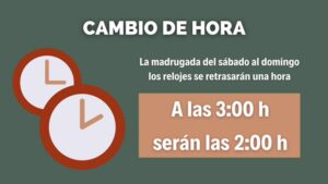 Cambio de hora en la madrugada del domingo, ¿será el último?