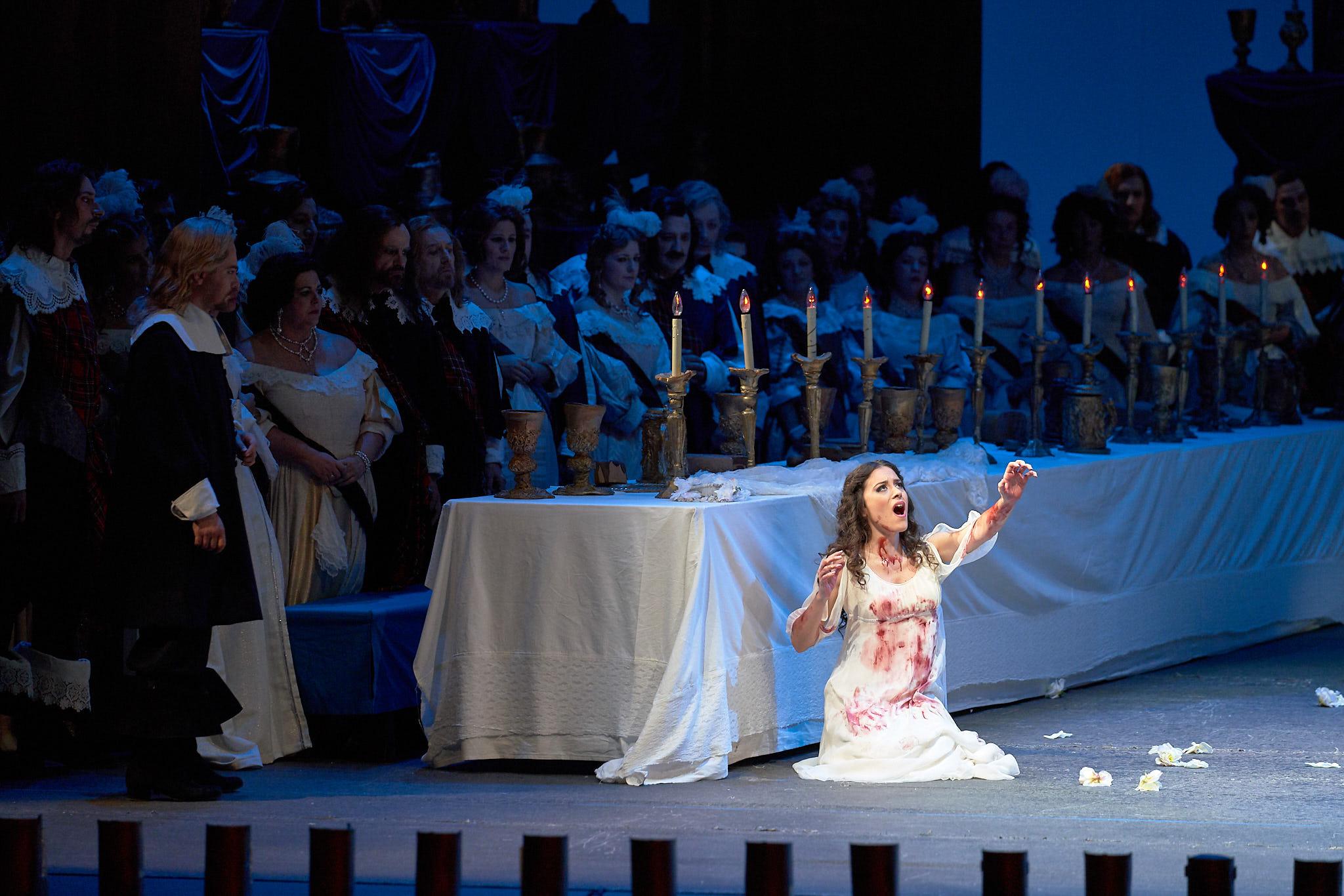 La soprano sevillana Leonor Bonilla, galardonada en los Premios Ópera XXI