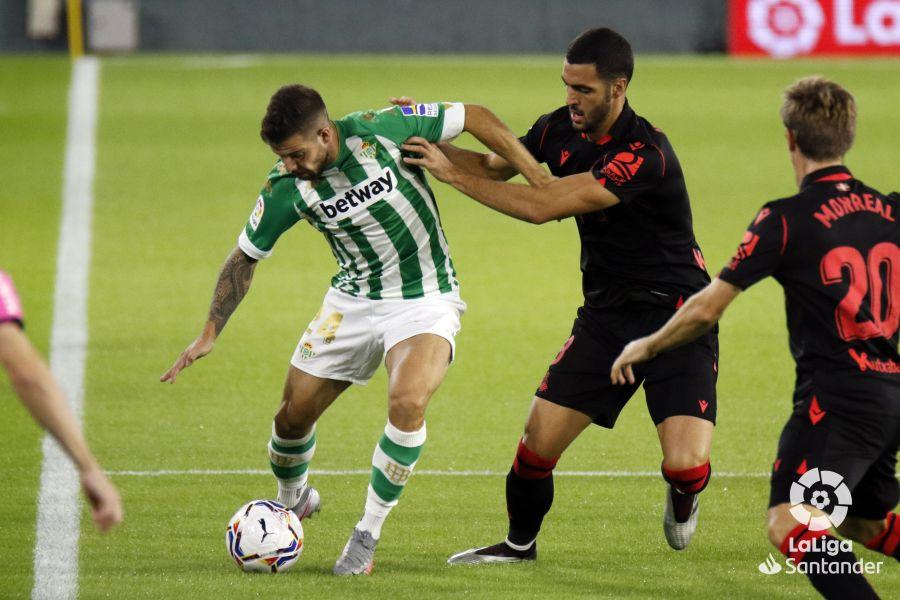 Polémica derrota del Real Betis frente a la Real Sociedad
