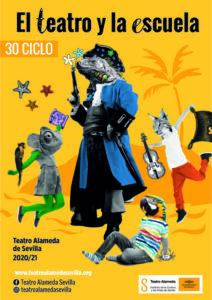 El ciclo 'El Teatro y la Escuela' celebra su 30 aniversario
