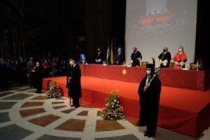 La US inaugura el curso pidiendo a la Junta una defensa del sistema andaluz público de universidades