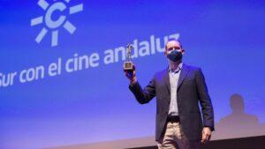 Olmo Figueredo, 'Premio a la Trayectoria' de RTVA en el SEFF