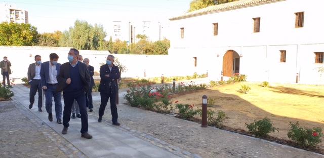 La Hacienda de Miraflores comienza su andadura como centro ambiental