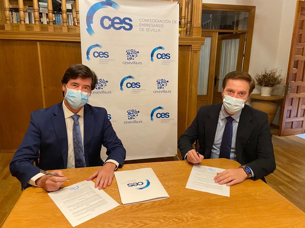 La CES Y la AEPS firman un acuerdo de colaboración para impulsar el sector de la publicidad