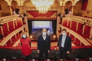 """Carlos Forteza, elegido nuevo director del Lope de Vega, """"con un proyecto, un modelo y unas ideas muy claras para el Teatro"""""""