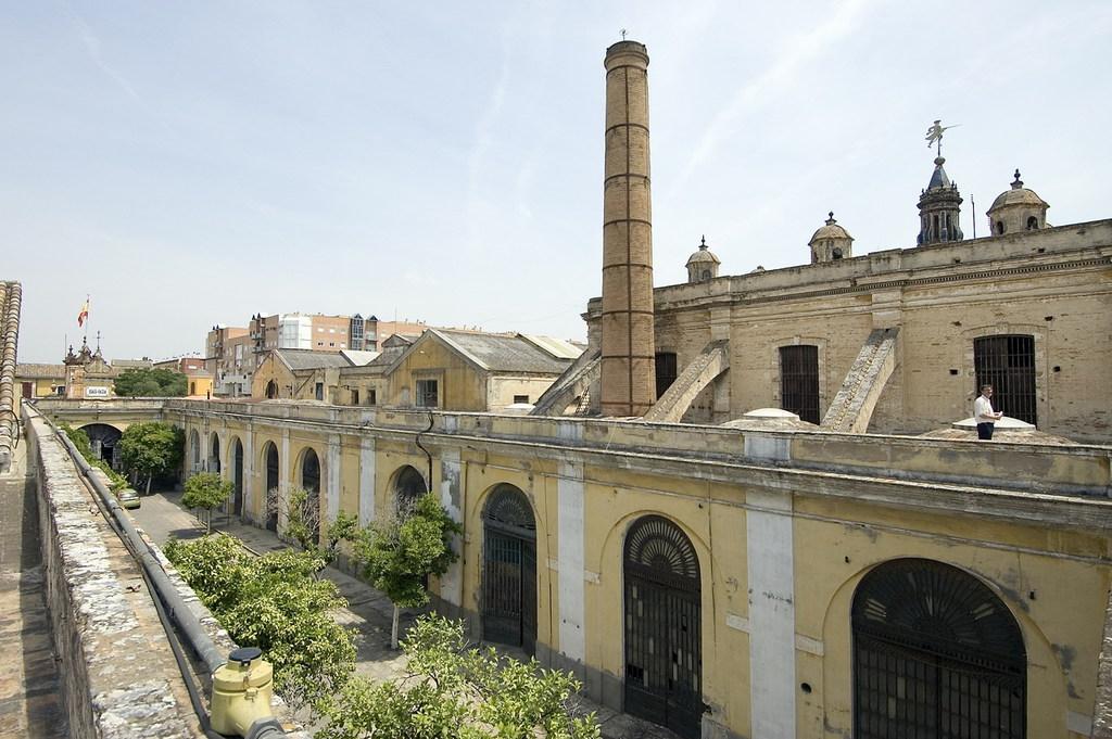 529.000 euros para la restauración de las fachadas de la Fábrica de Artillería