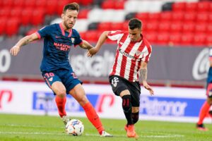 Tercera derrota consecutiva en Liga del Sevilla FC