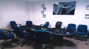 La Policía desmantela un casino ilegal en Nervión en pleno Estado de Alarma